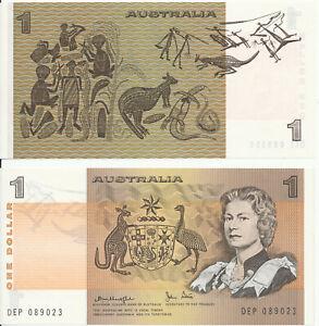 Australia/australie - 1 Dollars 1979 Unc Pick 42 C-afficher Le Titre D'origine
