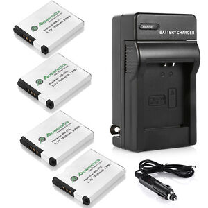 NB-11L-Battery-amp-Wall-Charger-for-Canon-PowerShot-SX410-SX400-IS-ELPH-320-340