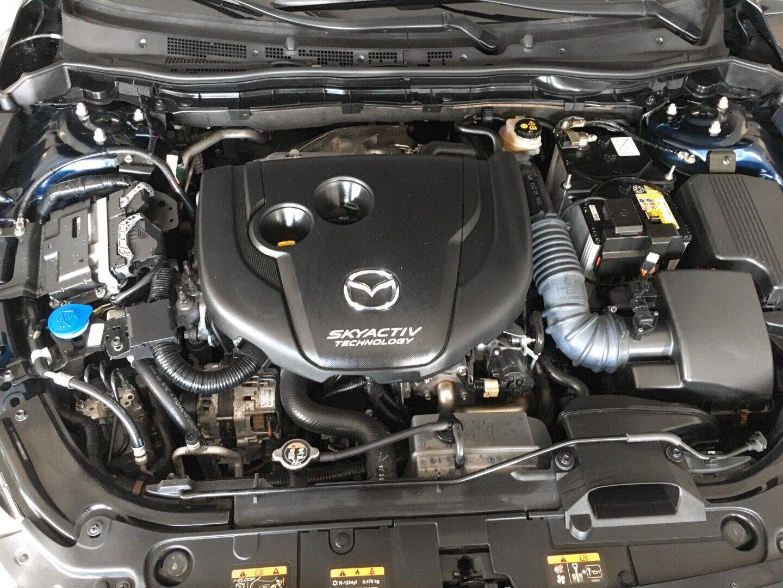 Mazda 6 2,2 Sky-D 175 Optimum stc. aut AWD - billede 7