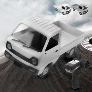 RC Car 2.4G D12 Drift Truck 1/10 Remote Control Toys for Children Kid Model Gift