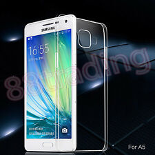 Ultra Thin Slim Clear Transparent Body Protection Gel Case for Samsung Galaxy A5