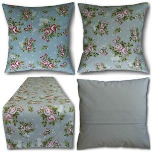 """Floral chalet 100/% coton housses de coussin 16/"""" x 16/"""""""