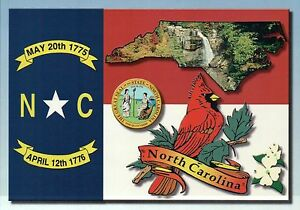image is loading north carolina map state bird cardinal seal amp