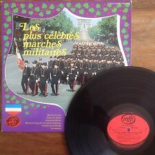 Les Plus Celebres Marches Militaires (MFP 5062) French Import Military Band