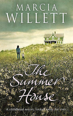 """""""VERY GOOD"""" Willett, Marcia, The Summer House, Book"""