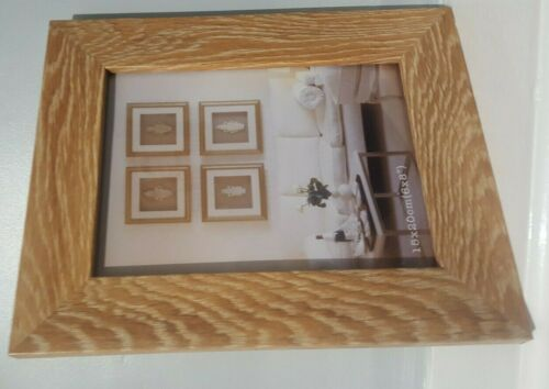 Perfect Personalised Gift Photo Frame Engraved For Any Occaison Medium Oak