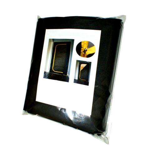 10 x Staubvorhang Vorhang Staubschutztür Staubtür mit Reißverschluss