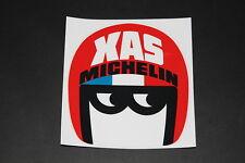 Michelin Aufkleber Sticker Decal Kleber Schriftzug Logo Zeichen Reifen BIB XAS