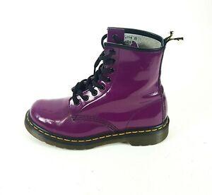 Dr Martens 1460 Ladies Purple Patent