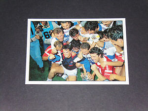 N-83-FINALE-COUPE-1989-OLYMPIQUE-MARSEILLE-OM-FOOTBALL-PANINI-1899-1999-100-ANS