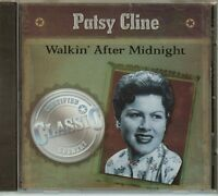 Patsy Cline - Walking After Midnight - Cd -