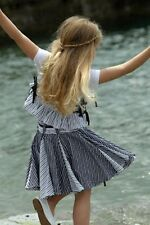 Jottum Euro boutique stripe Trixy skirt EDELIJN vest top shirt 134/140 8 9 10
