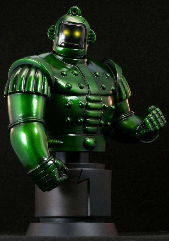 TITANIUM MAN / BORIS BULLSKI~MINI-BUST~LE 1000~BOWEN DESIGNS~MIB