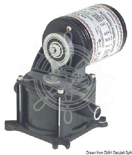 Osculati Osculati Osculati Geiger selbstansaugende Membranpumpe 24 V 63f79c