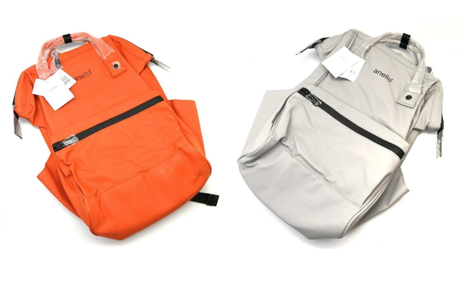 27ecc4fdf9 Anello Backpack Rucksack Unisex Canvas Bag AT-B2811 Made in Japan   eBay