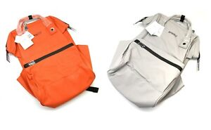 Original-Japan-Anello-Backpack-Rucksack-Unisex-Canvas-Bag-AT-B2811
