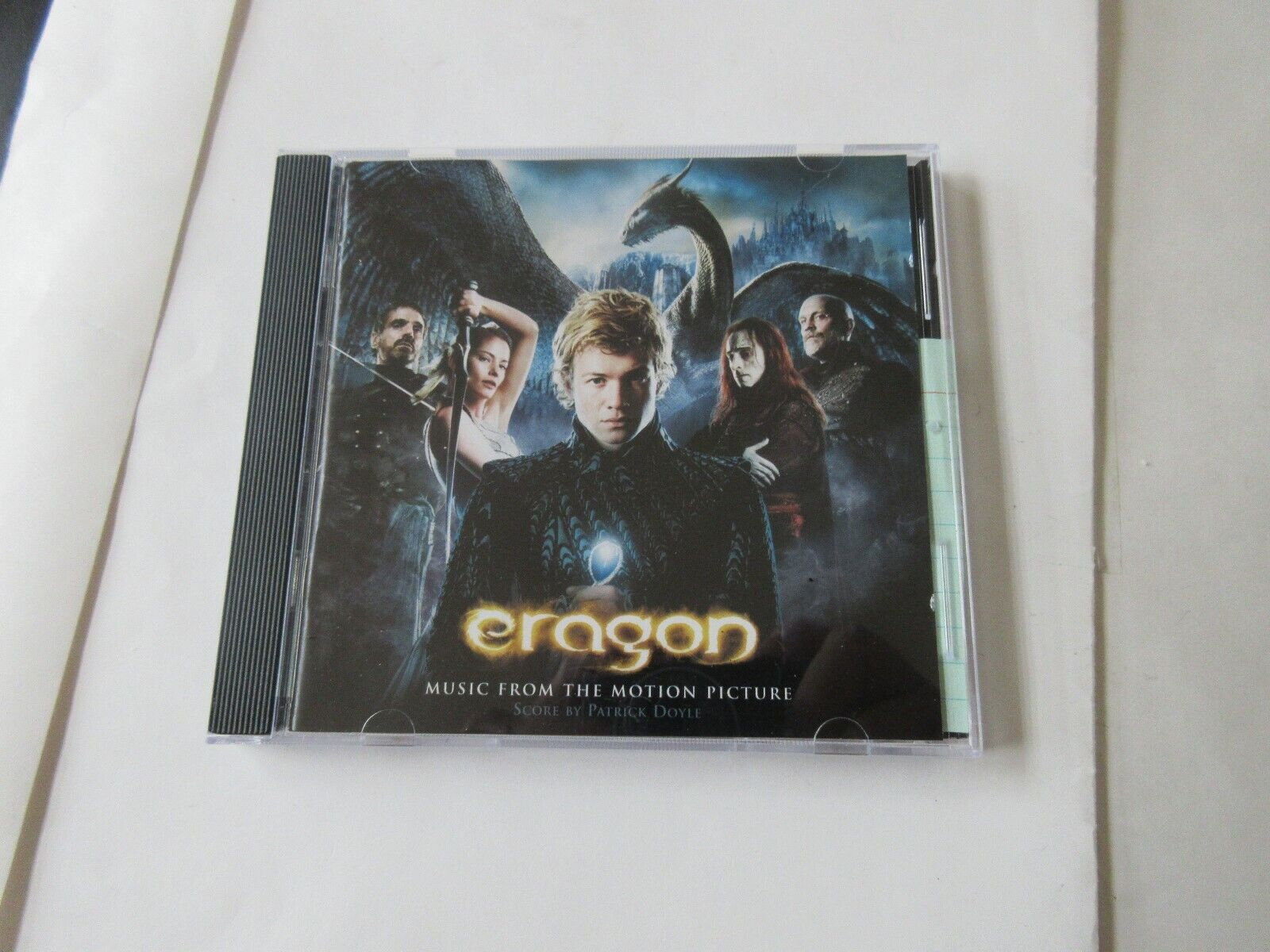 Eragon [Music from the Motion Picture] by Patrick Doyle