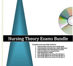 Excelsior College Nursing >> Details About Excelsior College Nursing Theory Exams Audio Review Cds Studygroup101 2019