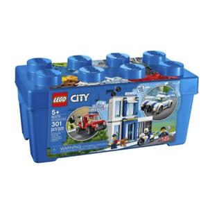 LEGO-60270-City-Police-Brick-Box-New-Sealed