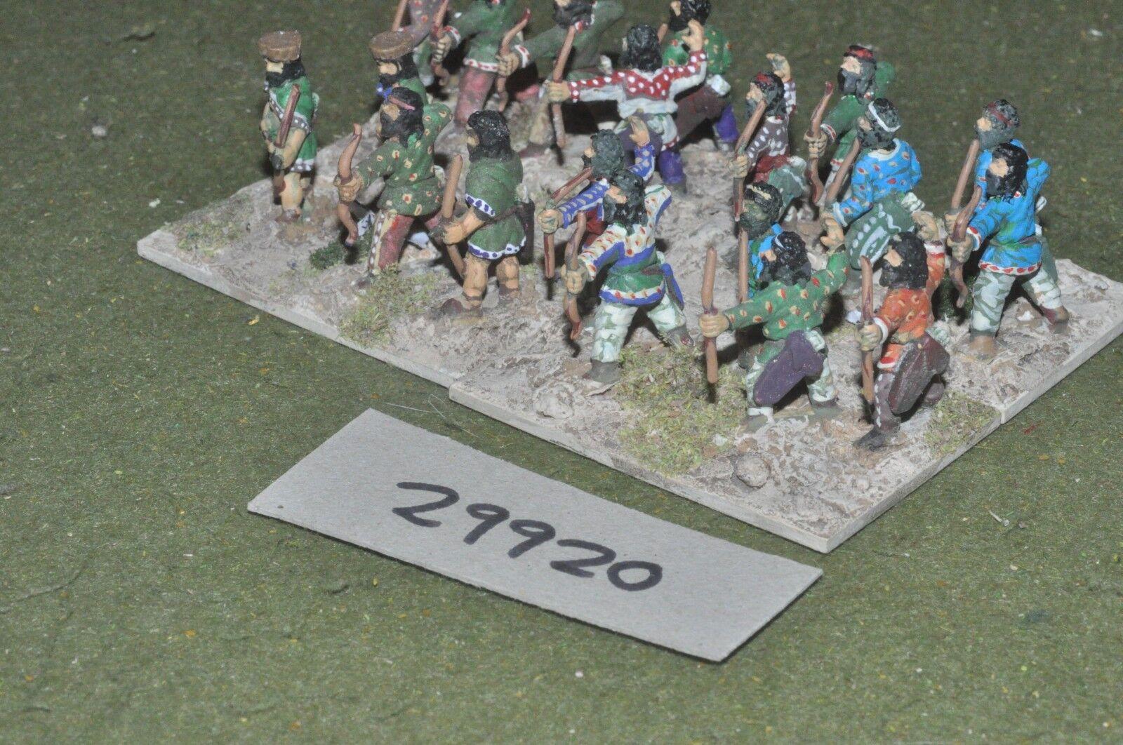 25mm classical   persian - archers 16 figures figures figures - inf (29920) 0024aa