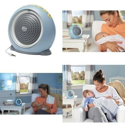TOMY The First Years Sounds for Silence Nursery Sound Machine Baby Newborn