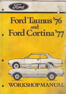 ford cortina mk4 taunus tc2 1 3 1 6 2 0 4 cyl 2 0 2 3 v6 factory rh ebay co uk