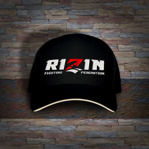 Japan Pride MMA Rizin Fighting Federation Embro Cap Hat