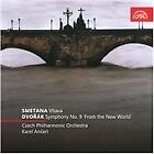 "Smetana: Vltava; Dvorák: Symphony No. 9 ""From the New World"" (2010)"