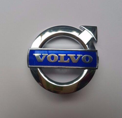 1 x Neu und Original-Logo-Abzeichen Emblem für Volvo 48mm x 50mm 2 pin