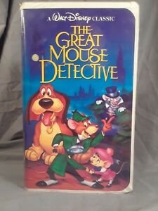 The-Adventures-of-the-Great-Mouse-Detective-Black-Diamond-VHS-1992