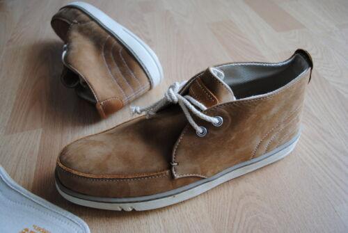 Fait Hookset 41 40 Main Chaussures Cuir Bateau Chukka 5 5002a Timberland 42 41 FB6qgHxHw