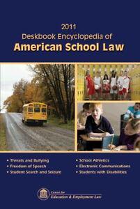 2011-Deskbook-Encyclopedia-of-American-School-Law-2010-Trade-Paperback