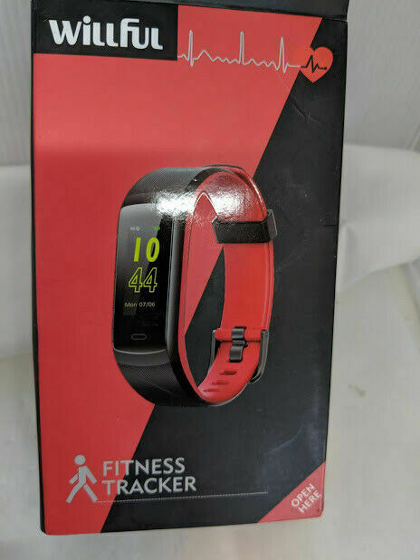 Fitness Tracker, Heart Rate Monitor Fitness Watch Activity Tracker
