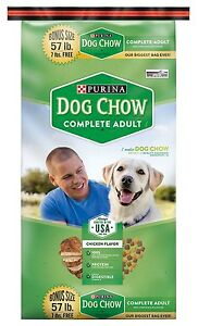 Purina-Dog-Chow-Complete-Adult-Chicken-Dry-Dog-Food-57-lbs-Free-Shipping