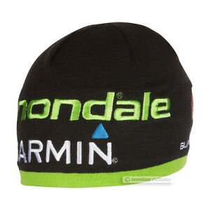 Garmin Sharp 2014 Pro Team Knit Cycling Casual Beanie by CASTELLI