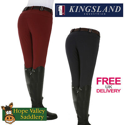 Kingsland Ladies Kelly Breeches 151-BRG-038 **BNWT** **FREE UK SHIPPING**