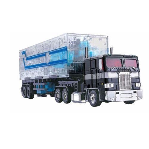 Transformers Optimus Prime MPP10 Transparent Trailer Commander Gift Hot