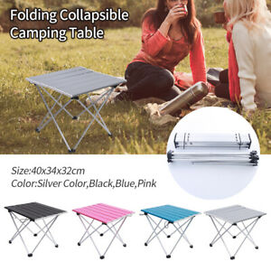 Folding-Picnic-Table-Portable-Camping-Party-Field-Outdoor-BBQ-Garden-Desk-New