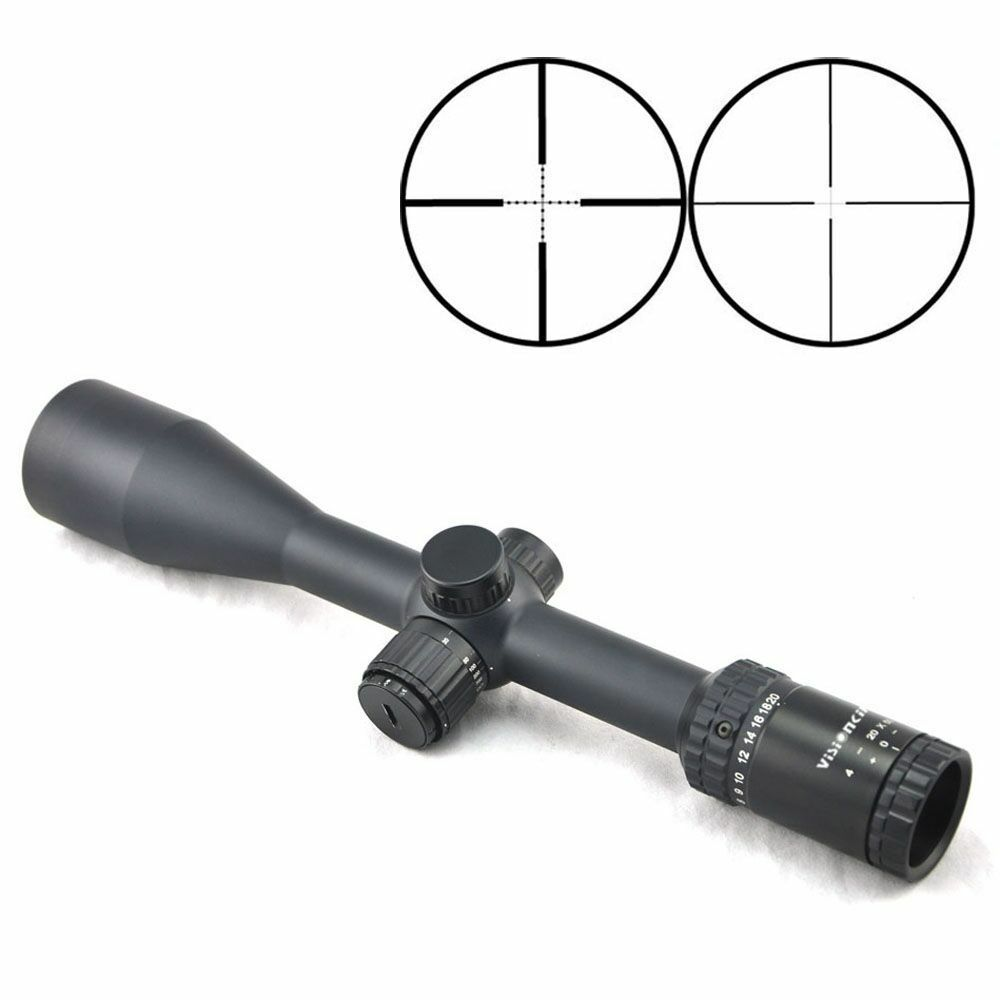 Visionking 4-20x50 Rifle Scope First Focal Plane 4 .308 3006 338 target shooting