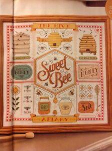 Sun Sea And Sand Beach Sampler By Emma Congdon Cross Stitch Chart C