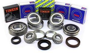 Citroen-Pull-amp-Relais-2-2-HDI-6-Vitesse-ML6-Roulement-Boite-de-amp-Joint-Rebuild