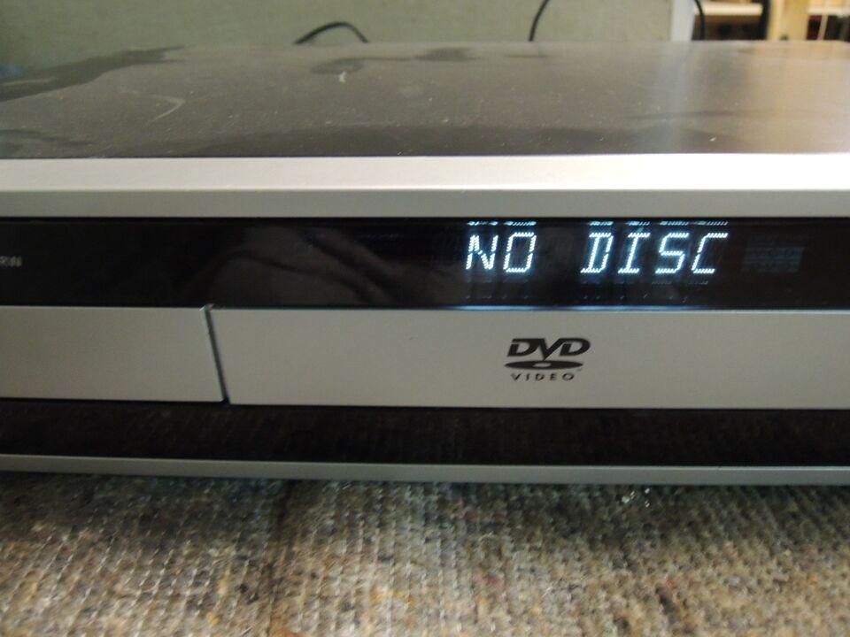 Dvd-afspiller, Kiss