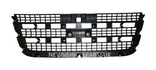 Ford Transit 2006/> Front Bumper Centre Grille Mesh Insert Insurance Approved