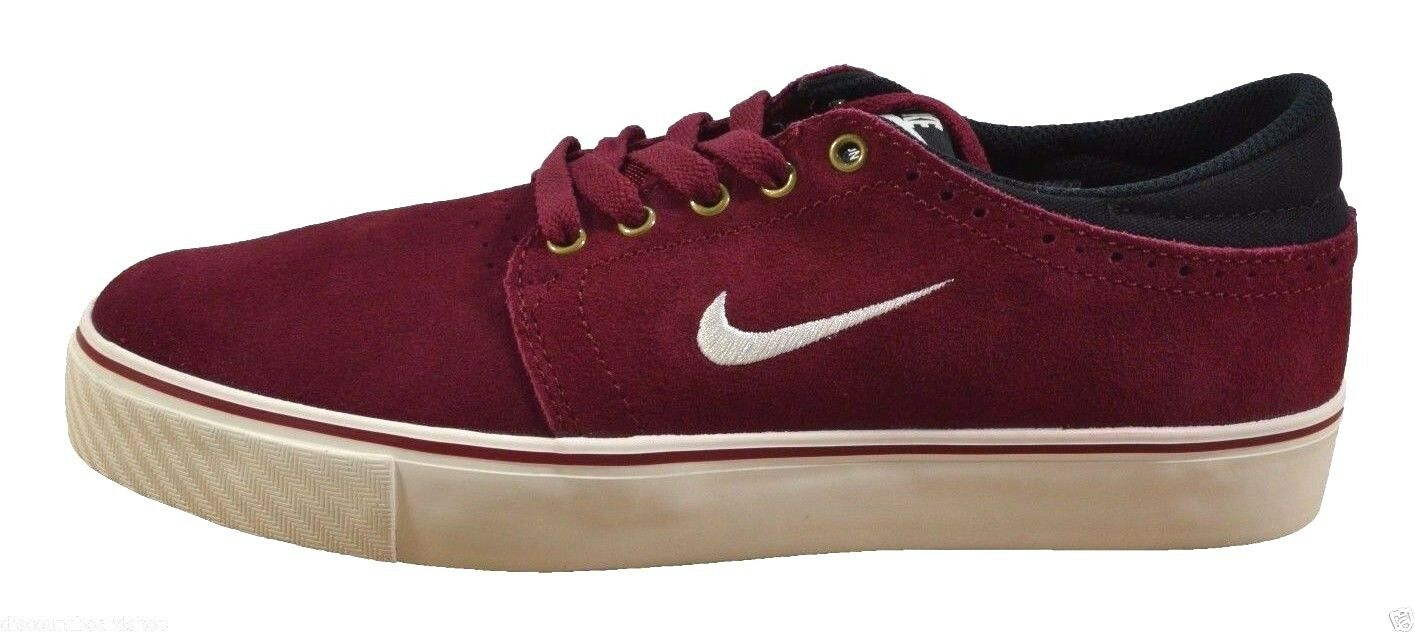 Nike ZOOM ZOOM Nike TEAM EDITION SB Team Red Sail Negro Skate Discounted (401) DE LOS HOMBRES Shoes b88dfb