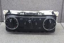 Mercedes W169 A Klasse Klimabedienteil Heizung Bedienteil Klima A1698301985