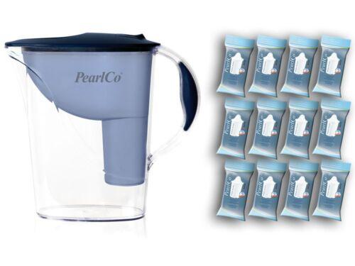 12 Classic CARTOUCHES de Pearlco Filtre à Eau Standard Jahres-Paket Incl