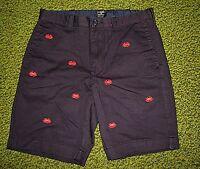 Men's $68. J. Crew Navy Crab Shorts (33)