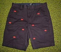 Men's $68. J. Crew Navy Crab Shorts (33)