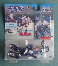 2000-2001 NHL STARTING LINEUP CURTIS JOSEPH TORONTO MAPLE LEAFS ACTION FIGURE
