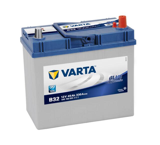VARTA BLUE dynamic 545 156 033 3132 B32 12Volt 45Ah Autobatterie